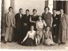 Grupo de Teatro Elias Alippi - Gentileza Teatro Español de Saladillo, colección de Marisa Cirone -