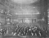 Teatro Español de Azul en 1910 - Gentileza Teatro Español de Azul