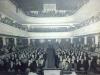 Teatro Español de Saladillo durante su reinauguración de 1929 - Gentileza Teatro Español de Saladillo